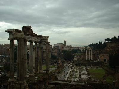 ミラノ、フィレンチェ、ローマの3都市めぐり~ローマ編