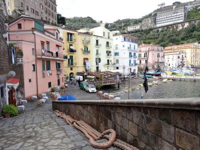 イタリア ナポリからミラノまで 2014GWの旅:04/28(Day05)::ソレント周辺観光(ポンペイ)