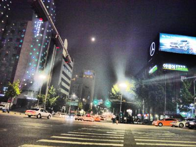 Third☆Korea☆2014【part①到着後エステ~カロスキル~江南EXOヌナcafe~チング地元♪】