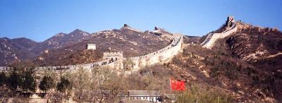 2002年 無料航空券取得記念・中国(6 days)