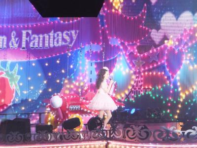 梅子桜子の「やっぱり聖子ちゃんのコンサートは楽しいな♪」