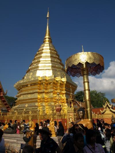 2007年12月-2008年1月 タイ・チェンマイ鉄道の旅(前編)