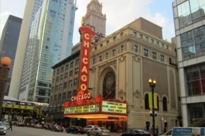 Chicago!Chicago!Fly ANA!