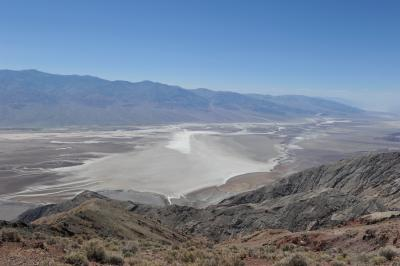 U.S.A. California & Nevada 3,500 km : 3) Death Valley