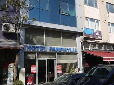 イスタンブールに行ってみた。