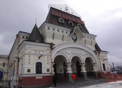 シベリア鉄道を使い、ロシアを横断!