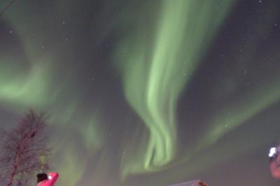 フィンランド オーロラを見るための旅 1話目