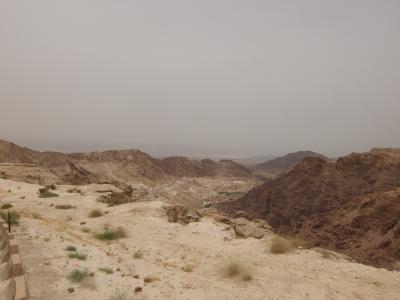 ヨルダン レンタカーの旅(2)ワディ・ラム~死海~マダバ
