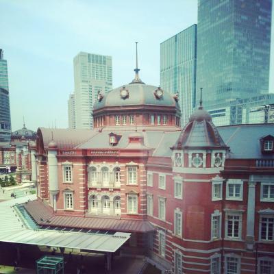 東京出張をムリヤリ楽しむ