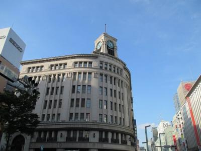 東京ならでは?一日目その2