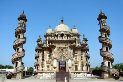2014GW◆灼熱インド◆グジャラート州の旅:ジュナガー