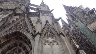 ドイツ フランクフルトとケルン大聖堂 母娘ふたり旅 【Köln German】
