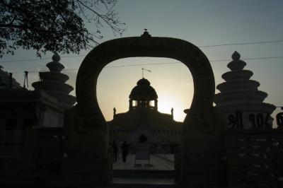 2014GW◆灼熱インド◆グジャラート州の旅:パリタナ