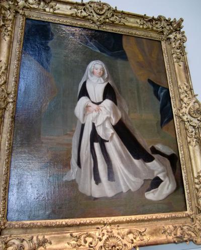 '14フランス。パリを拠点にジャンヌ・ダルクを訪ねて9。トゥール/トゥール美術館。