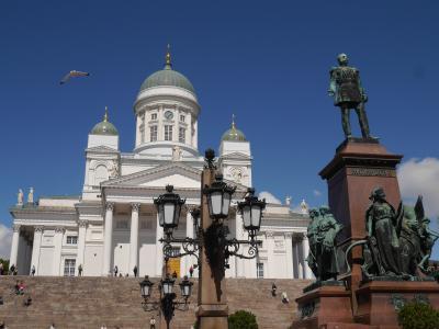 初めての北欧ヘルシンキ&エストニア・タリンの旅1日目