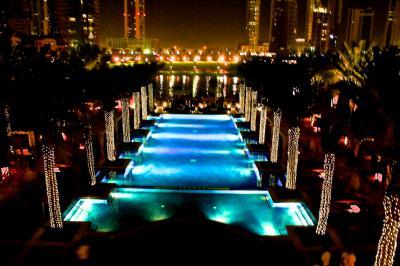 THE PALACE DOWN TOWN DUBAI 【沸騰都市ドバイ】