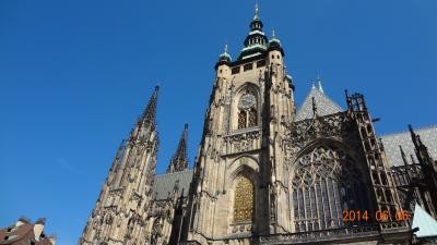 2014 チェコ・オーストリアをひとり旅~2日目:プラハ~