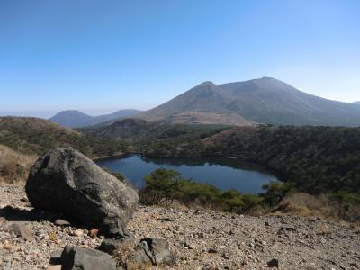 秋の霧島周遊 えびの高原の池めぐり
