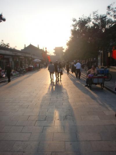 中国山西省 平遥古城、太原