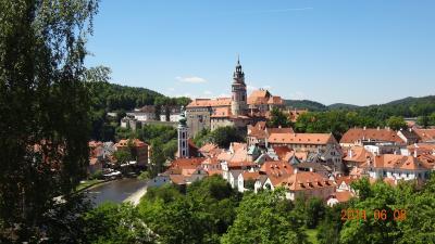 2014 チェコ・オーストリアをひとり旅~4日目:チェスキークルムロフ~