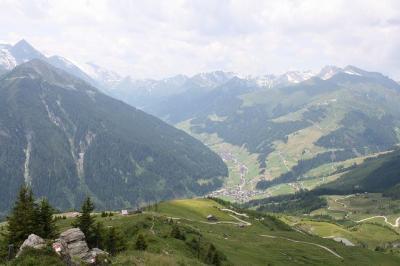 チロル・ドロミテでの山歩きとウイーン、ザルツブルク(その7)