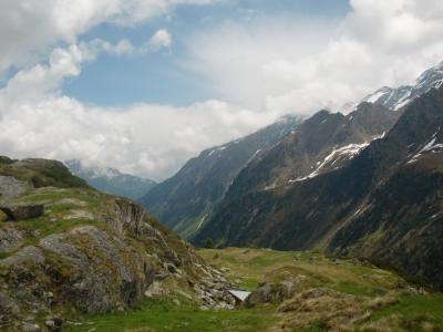 ジジ・ババ チロルの旅ーシュトゥバイタール・Alpeinalmー