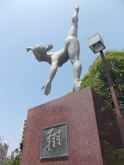 藤沢で見つけた裸婦像たち