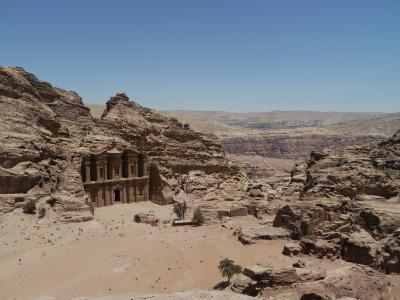 魅惑の国 ヨルダン横断 アカバからペトラ