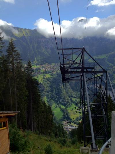 スイス鉄道の旅(3) ユングフラウ鉄道探訪