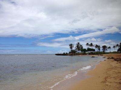 【祝当選】ハワイ大好き母娘が行く!懸賞ハワイ弾丸ツアー(3)カメハメハベーカリーからのハレイワ!そして嬉しい再会2連発!
