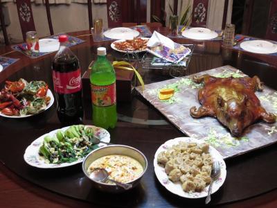 女ひとりでフィリピン17★マニラ★中国系の友人宅で旧正月ディナー