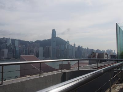 6月の香港旅行(3泊4日 1日目)