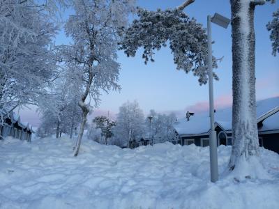 フィンランド‐サーリセルカ2日目‐