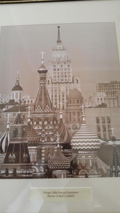 初めてロシアに行ってみたけど・・・結局食べたもの自慢だけです!(モスクワ その1)