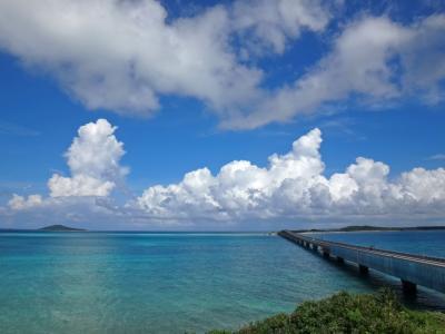 待ってました!梅雨明けだーぁっ! ☆ 池間島から最高級のサンゴ礁へ出航! Season in the YABIJI のはじまり はじまり~