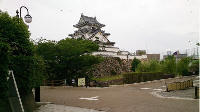 岸和田城ぶらり