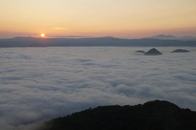 2014道南旅行記1:ウィンザーホテル洞爺より朝の絶景を眺める
