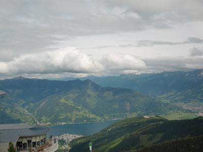 ジジ・ババ チロルの旅ーツェルアムゼー・山と湖を楽しむー