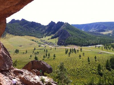 UA特典使って初モンゴルでゲルに泊る3日半の旅:テレルジツアー編(Staying in YURT at Terelj tour in Mongolia)