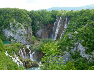 母娘水入らずヨーロッパ周遊第6弾!:7日目 クロアチア/プリトヴィーチェ国立公園
