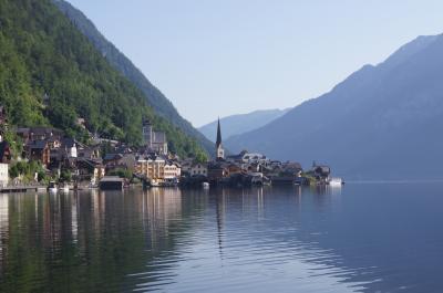 オーストリア湖水山岳地方