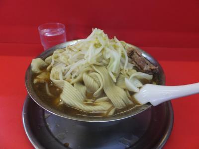 月末の恐るべき14束麺(麺でる)