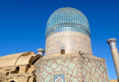 シルクロードの十字路・ウズベキスタン