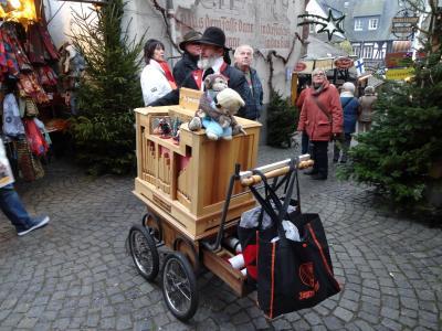 家族5人・車でドイツ・クリスマスマーケットめぐり(前編)