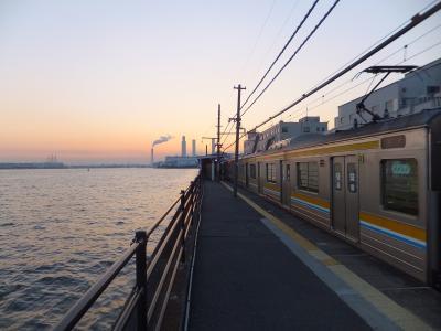2014 川崎大師と鶴見線ショートトリップ