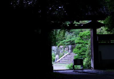 孤高の空間を求めて・奈良「弘仁寺」