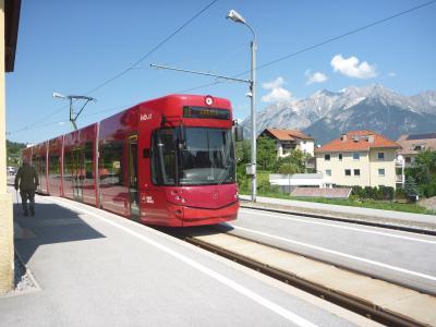初海外一人旅☆ミュンヘン~ザルツブルク~インスブルック⑥ フルプメス STB鉄道