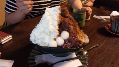 2度目の「なにわなんでも大阪検定」受験記・・&かき氷食べある記