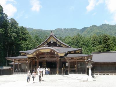 親睦旅行で新潟県の月岡温泉へ・・・⑥弥彦神社・寺泊