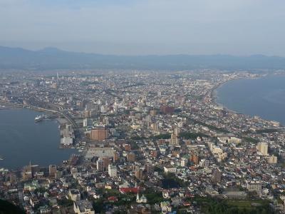 2014年初夏 往復1万円台で東京から北海道へ行ってみた~0泊3日・函館弾丸ひとり旅~ ※追加情報あり